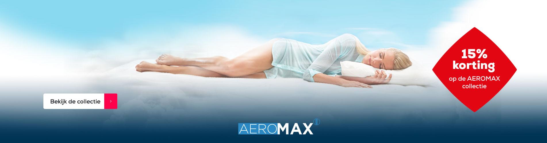 AEROMAX Matrassen | Swiss Sense