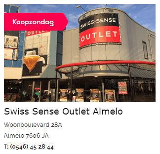 Swiss Sense Boxspring Outlet Almelo