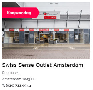 Swiss Sense Boxspring Outlet Amsterdam