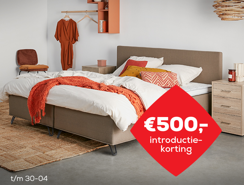 Paas special | Boxspring Web-Only Rest| Swiss Sense