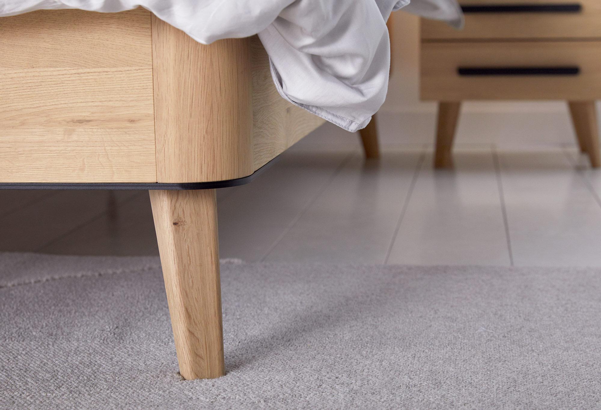 Bedframe Balance Tender | Pootjes | Swiss Sense