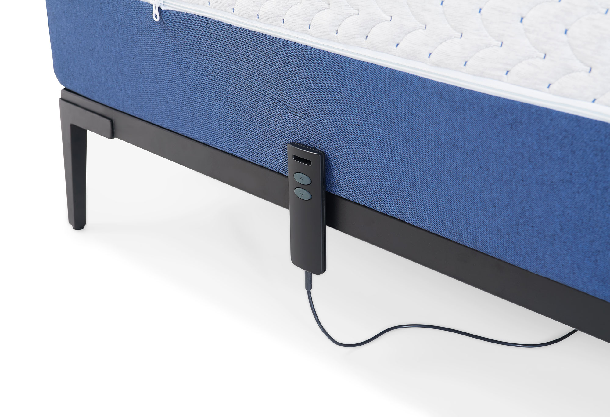 E-mattress HF met bediening| Swiss Sense