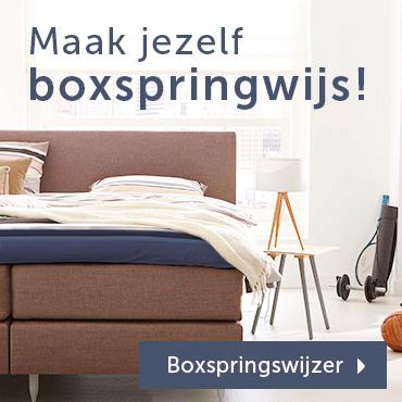 Boxspringwijzer