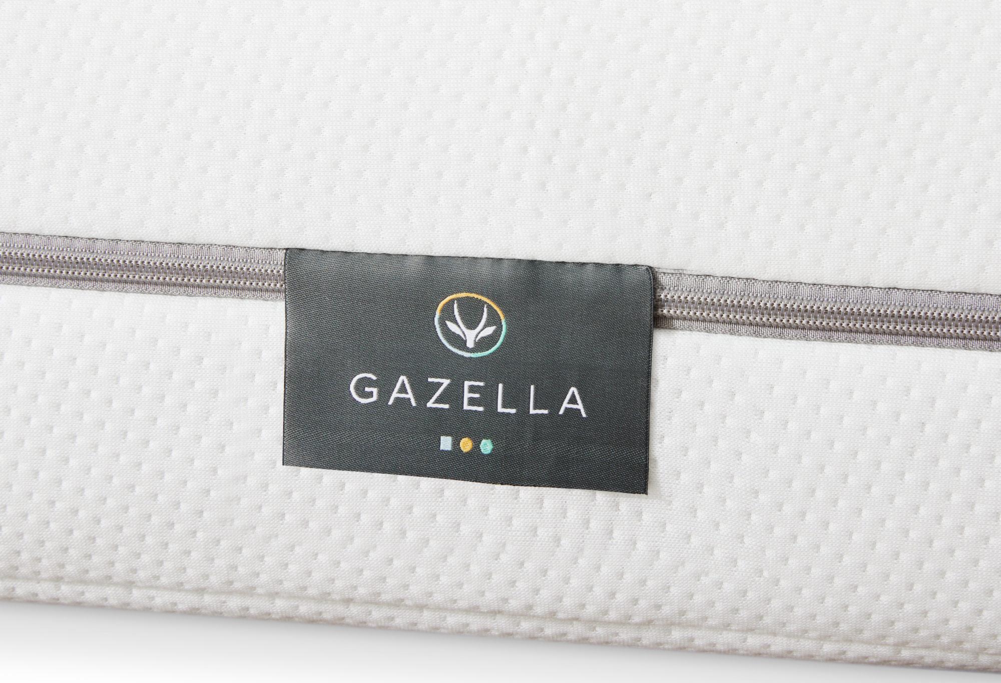 Gazella Support I Pocketvering Matras Detail | Swiss Sense