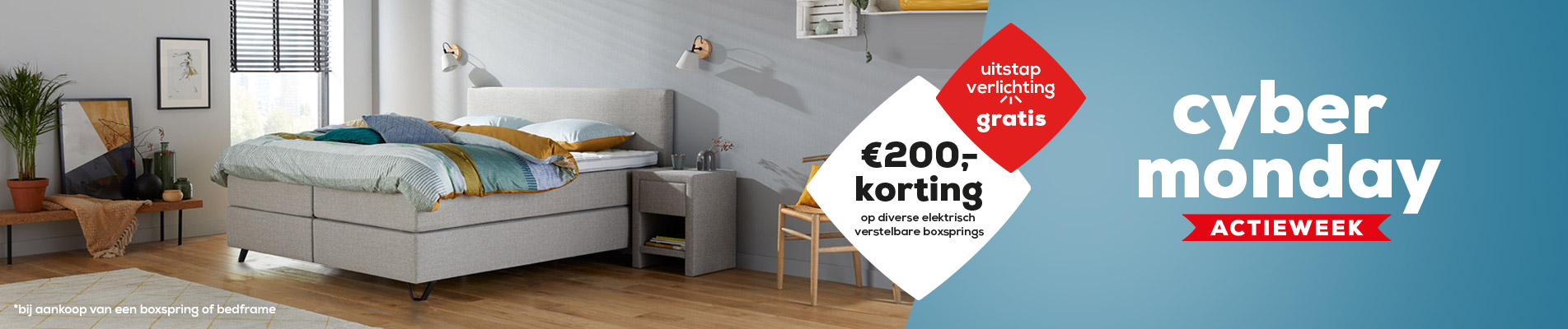 Boxspring Home 180 - LMSS | Swiss Sense