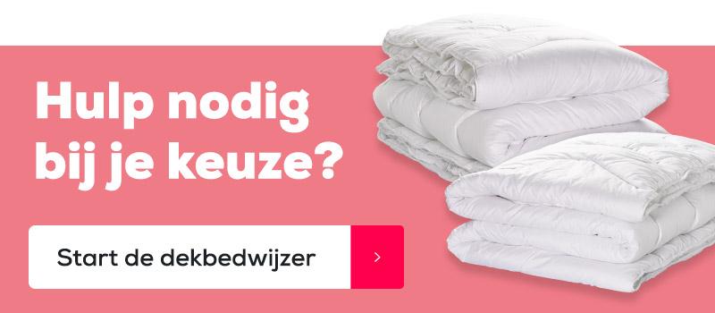 Dekbedwijzer | Swiss Sense