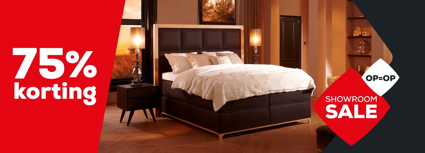 Diks Bedmakers Showroom Sale   Swiss Sense
