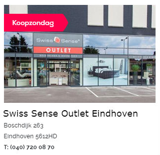 Swiss Sense Boxspring Outlet Eindhoven