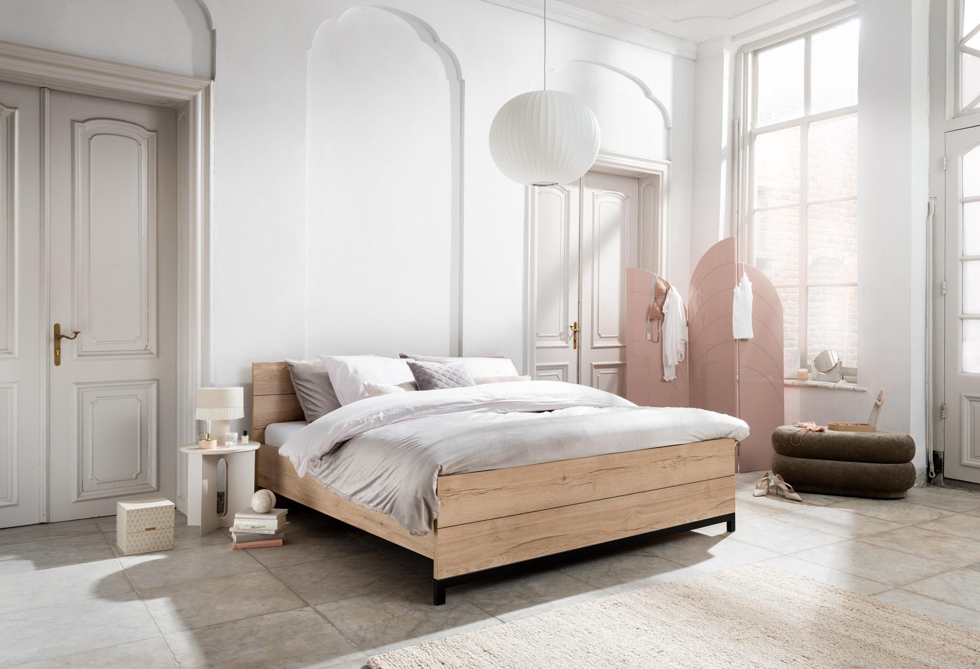Bedframe balance Elegant | Swiss Sense
