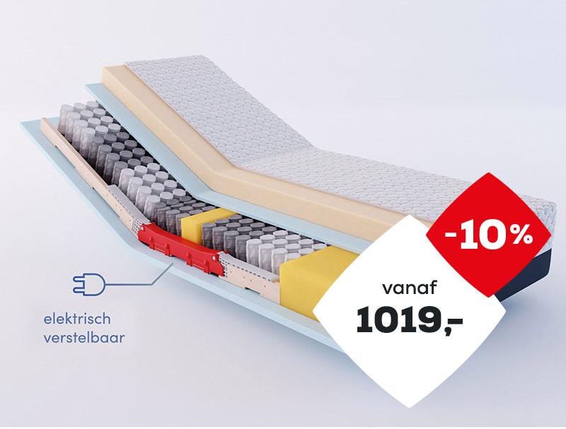 E-mattress | Swiss Sense