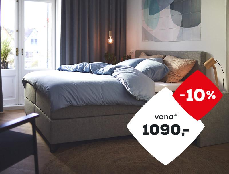 Home 365, Lifestyle by vt wonen en SMART boxsprings| Swiss Sense
