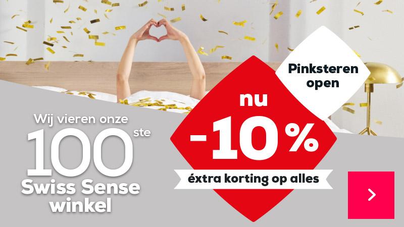 Pinksterkorting  | Swiss Sense