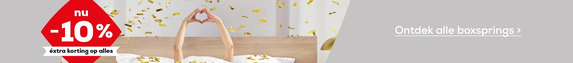 Capella en Night boxsprings| Swiss Sense