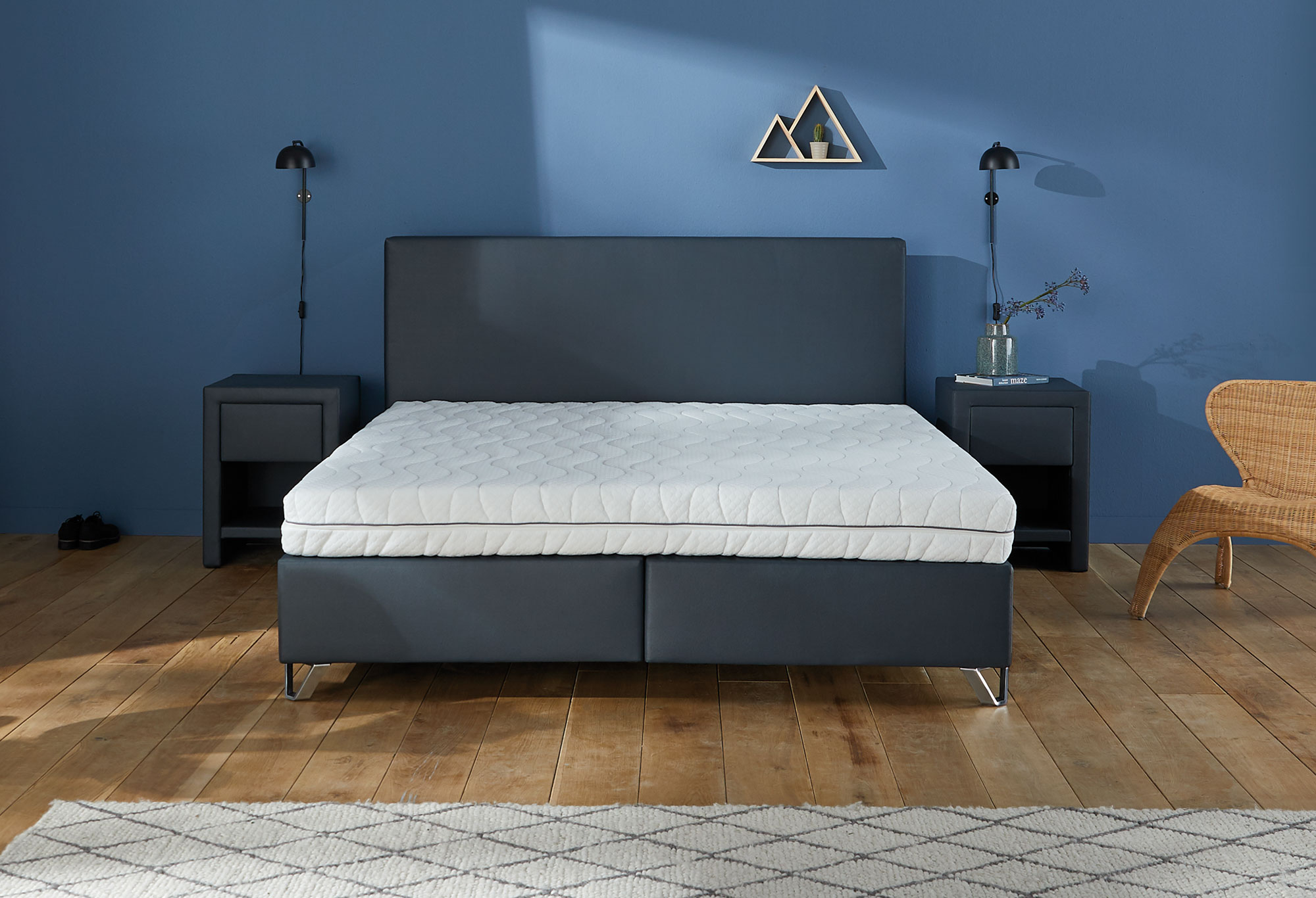 Boxspring Home Essential | Swiss Sense