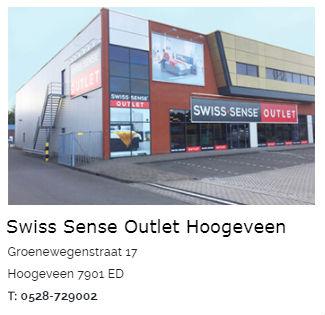 Swiss Sense Boxspring Outlet Hoogeveen