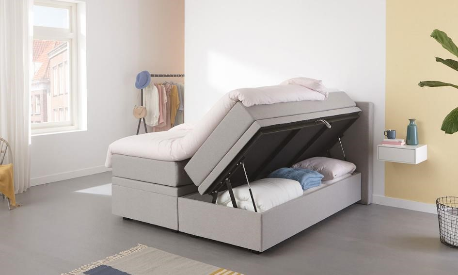 Slaapkamer inrichten: Kleine slaapkamer | Swiss Sense