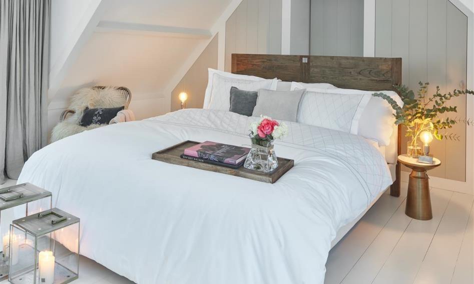 Slaapkamer Inrichten | Landelijke slaapkamer Capella