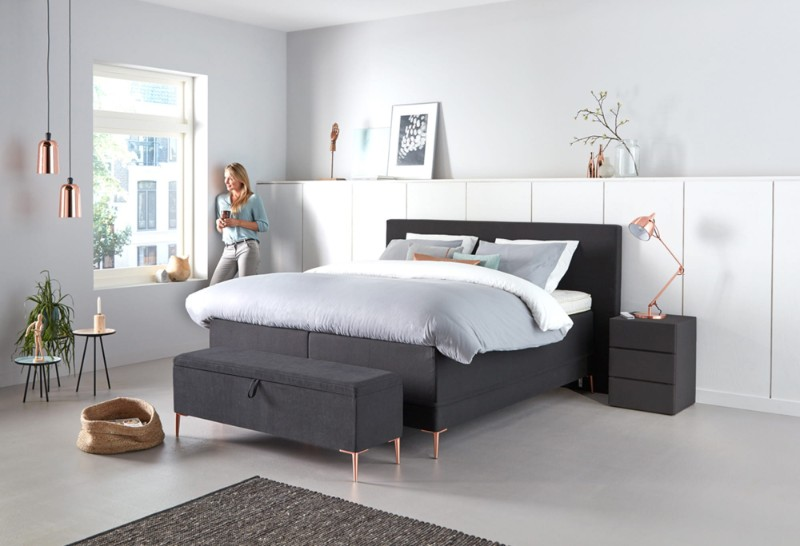 boxsprings en matrassen swiss sense. Black Bedroom Furniture Sets. Home Design Ideas