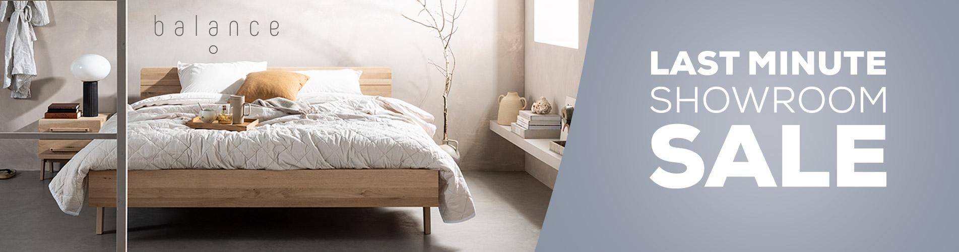 Balance Bedframes | Swiss Sense