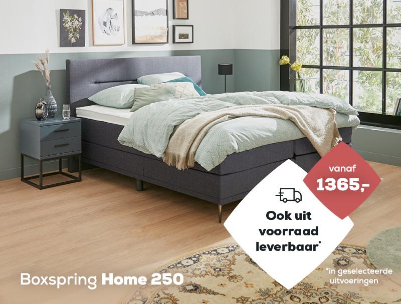 Boxspring Home 250 | Swiss Sense