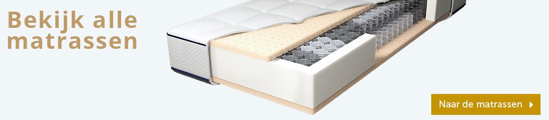Alle matrassen | Swisssense.nl