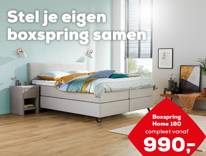 Boxspring Home 180 | Swiss Sense