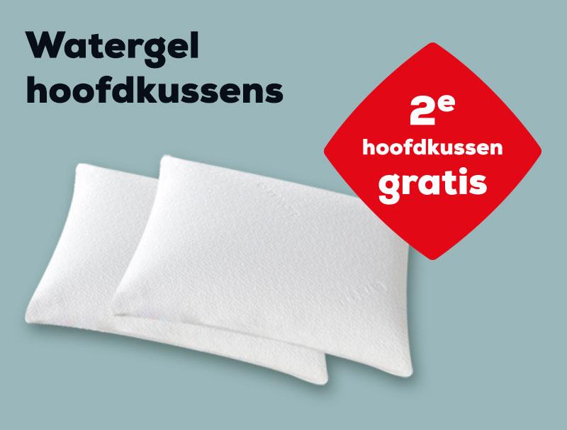 Watergel Hoofdkussen | Swiss Sense
