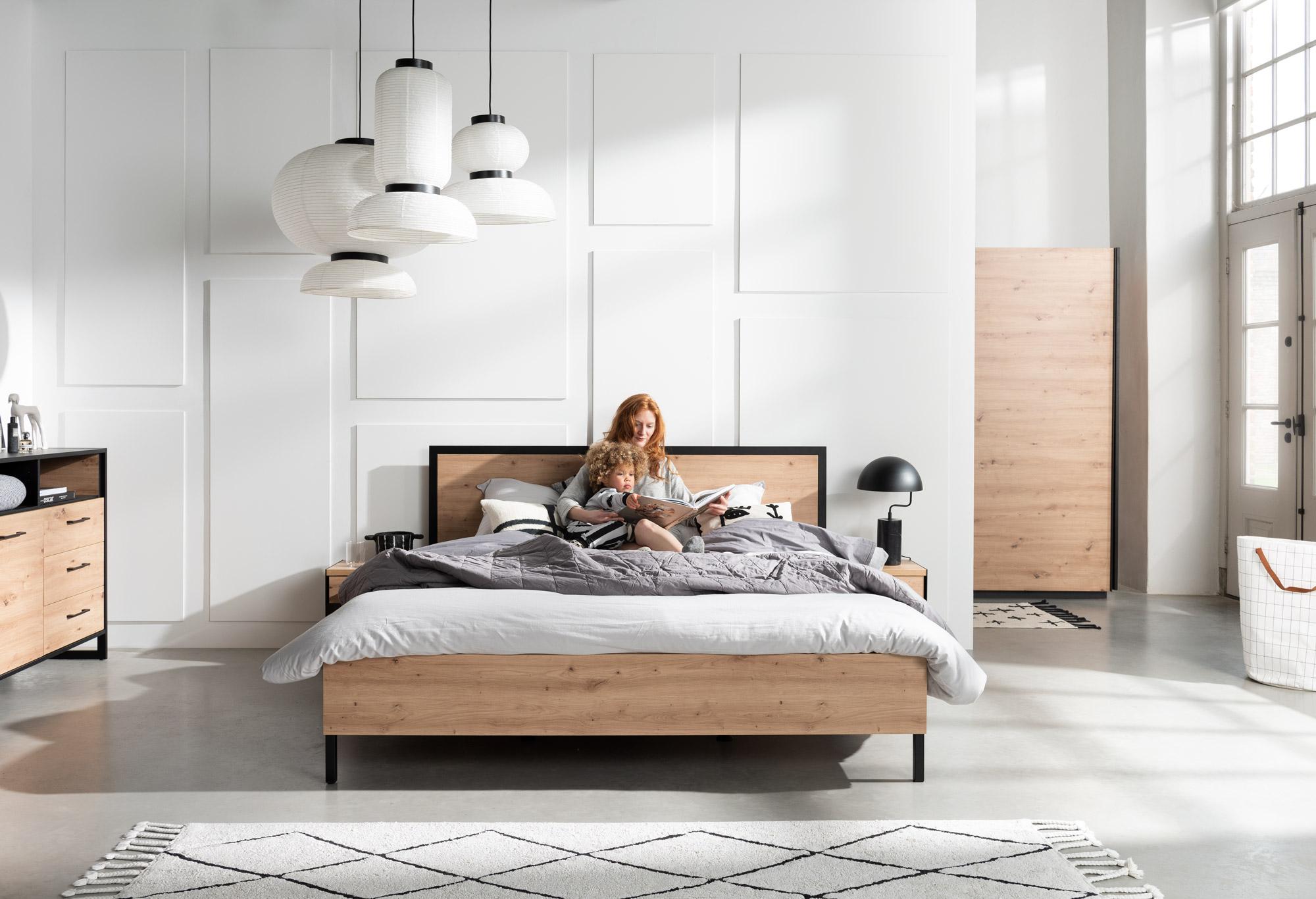 Bedframe balance Minimal | Swiss Sense