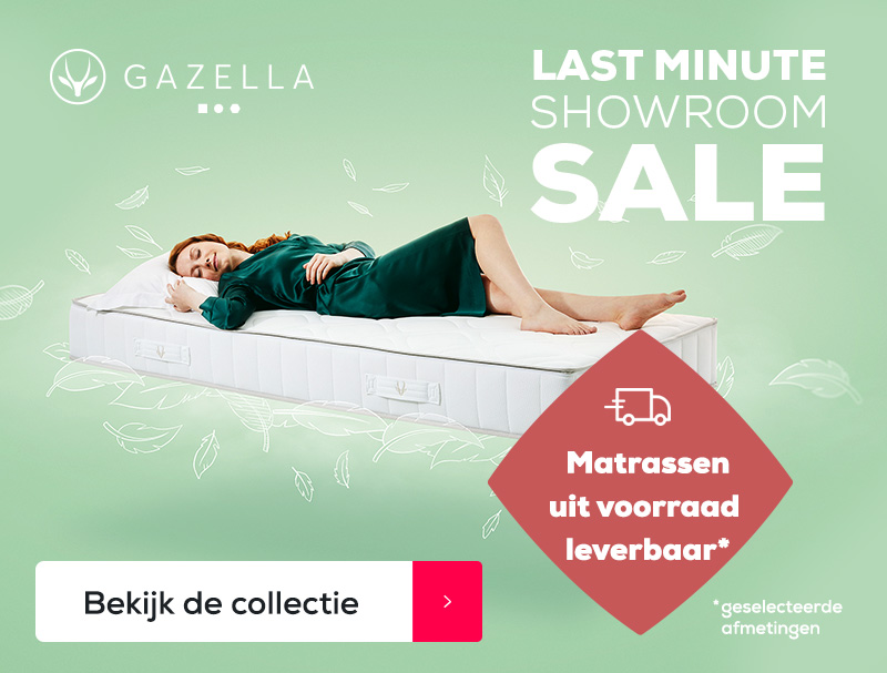 Matrassen collectie Gazella | Swiss Sense