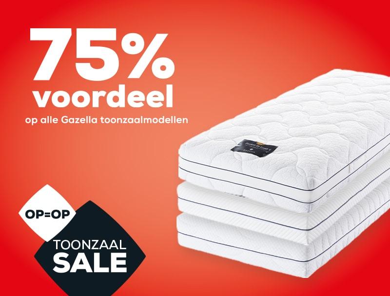 Gazella Showroom Sale| Swiss Sense