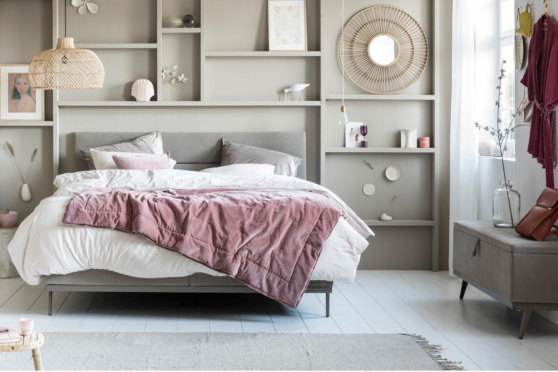 In 3 stappen een romantische slaapkamer   Swiss Sense