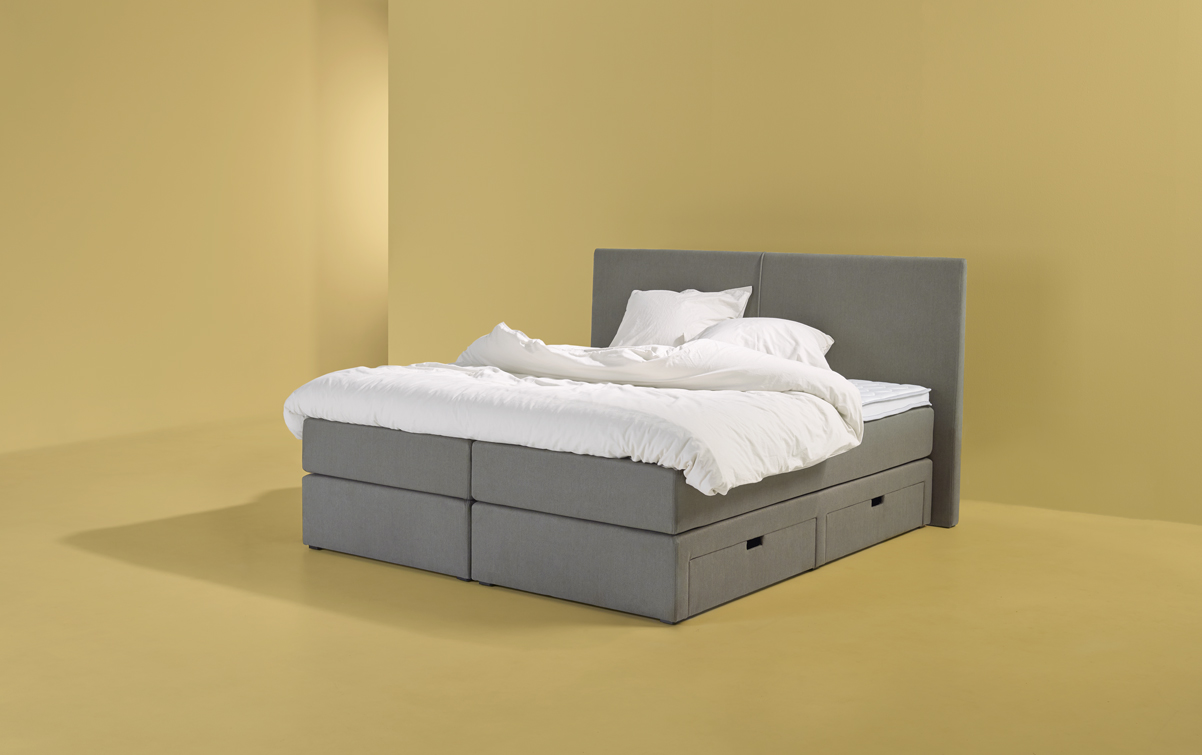 Boxspring SMART storage 03 | Swiss Sense