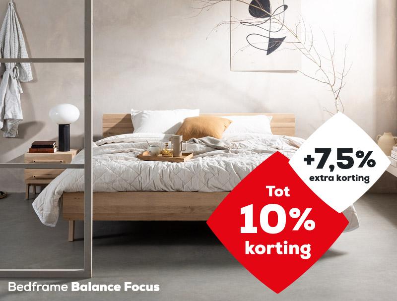 Bedframe Balance Focus|Solden 2020| Swiss Sense