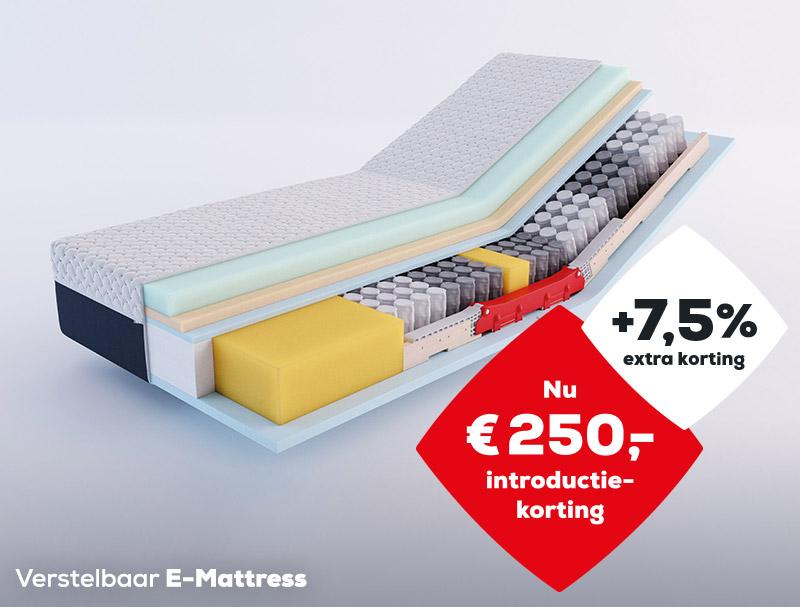 E-Mattress |Solden 2020| Swiss Sense