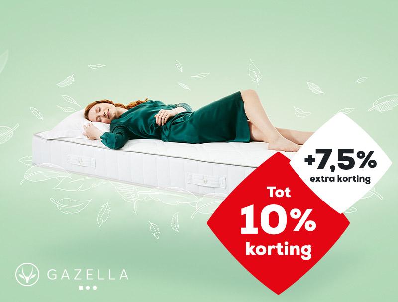 Gazella matrassen|Solden 2020| Swiss Sense