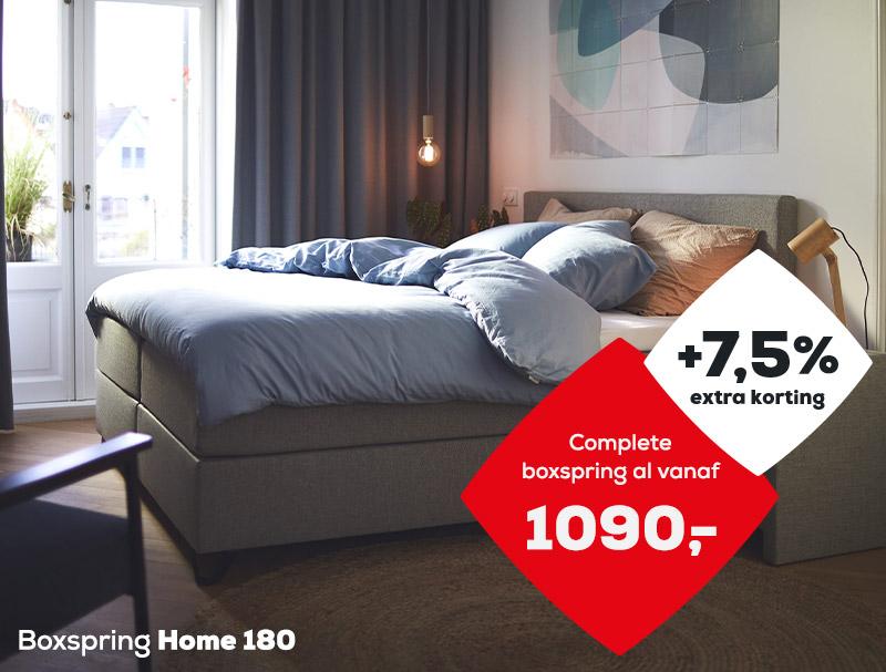 Boxspring Home 180| Solden 2020| Swiss Sense