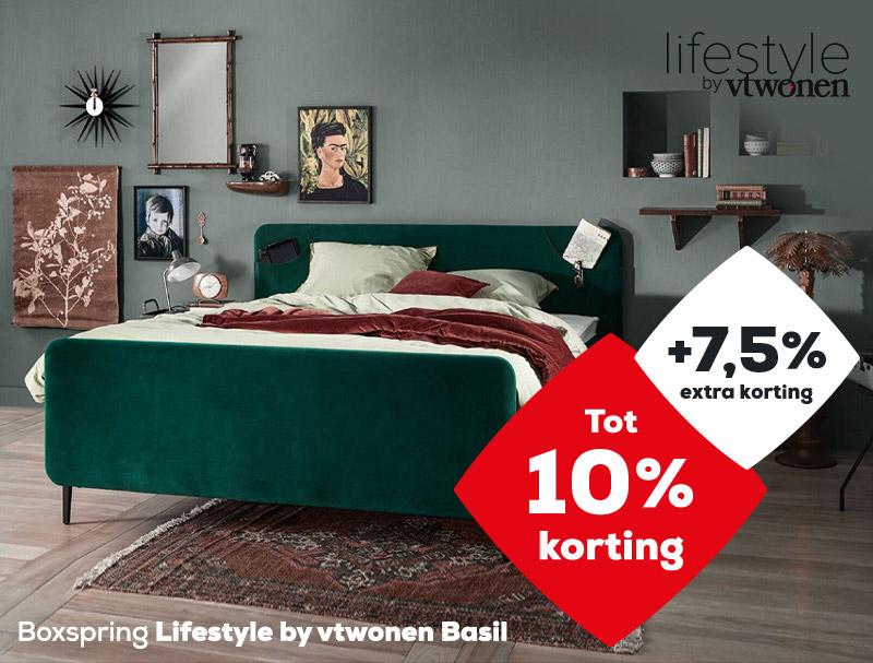 Boxspring Lifestyle Basil | Solden 2020 | Swiss Sense