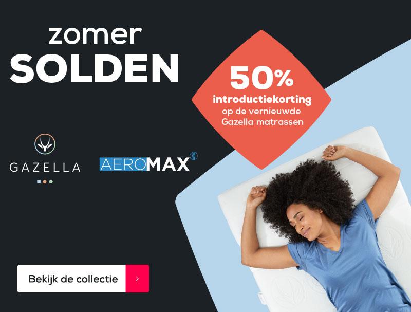 AEROMAX Matrassen Actie | Swiss Sense