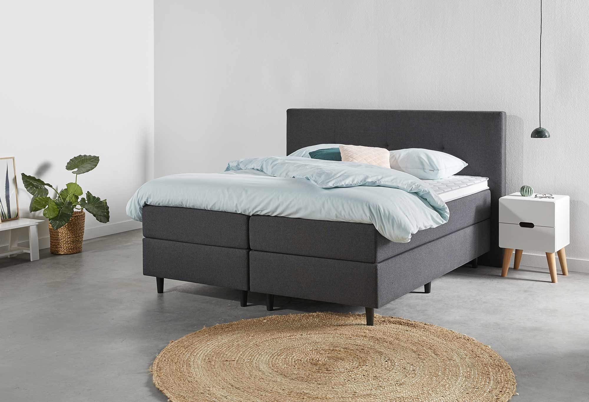 Boxspring Web-Only Spirit Deluxe | Swiss Sense