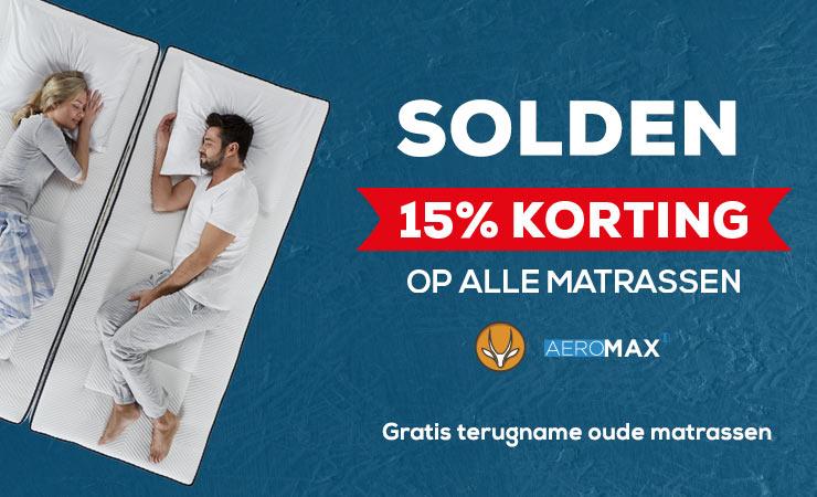 Matrassenacties Solden | Swiss Sense