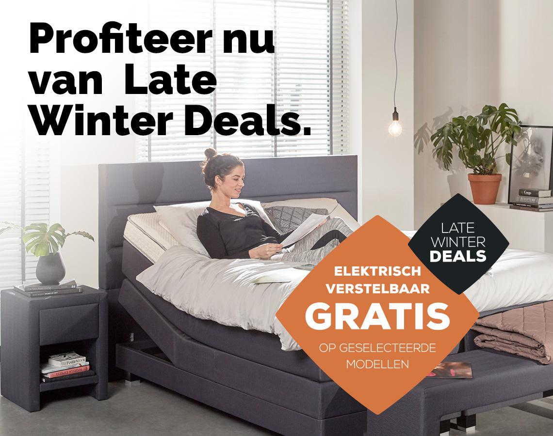 Late Winter Deals