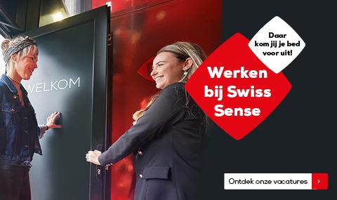 Werken bij Swiss Sense | Vacatures | Swiss Sense