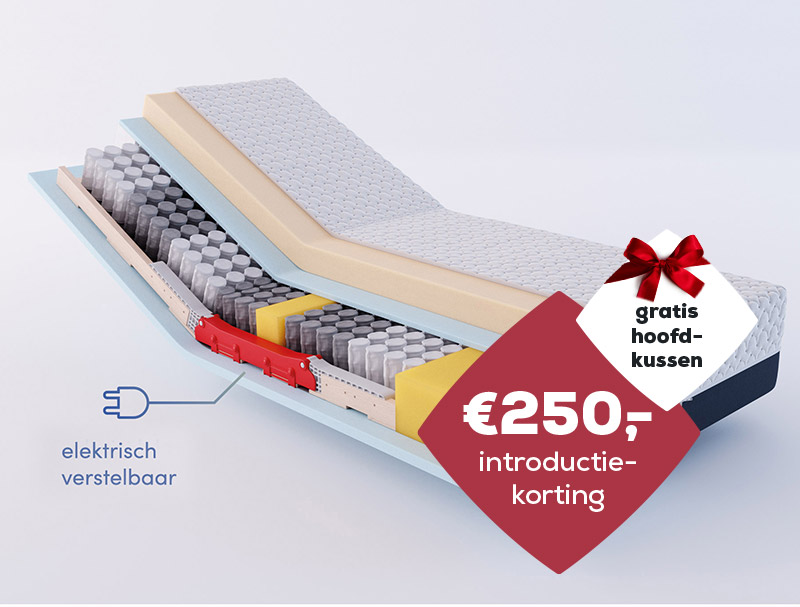 E-Mattress |Solden 2020| Swiss Sense