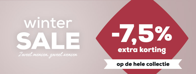 Winter Sale acties | Swiss Sense